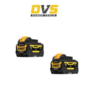 DeWalt DCB126 Twin Pack 10.8/12v XR 5.0Ah Li-Ion Batteries