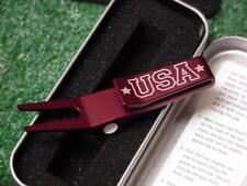 Brand New 2019 Titleist Scotty Cameron Red USA Pivot Divot Tool
