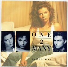 """ONE 2 MANY - 7"""" - Another Man.  UK Picture Sleeve.  A&M"""