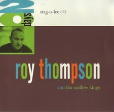 ROY THOMPSON THE MELLOW KINGS 20 DAYS STAG O LEE RECORDS LP VINYLE NEUF NEW