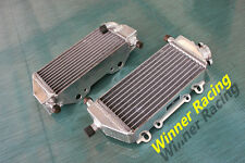 aluminum radiator Kawasaki KX125/KX250 1994-1998 95 96 97 high performance