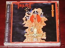 Impact: Take The Pain CD 2011 Bonus Tracks Stormspell Records SSR-DY51 NEW