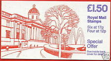 FP2a £1.50 National Gallery LM Folded Booklet