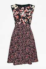 NWT FRENCH CONNECTION Woodland Confetti Crepe Dress, Size 6, $ 158