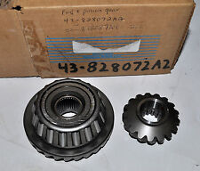 Mercury/Quicksilver Fwd. & Pinion Gear 42828072A2 Supersedes to 43-878087A4 21T