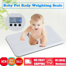 Eletronic Digital Baby Toddler Bath Scale Pet Infant Weight Portable Weighing US