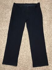 387bb4c2185 James Jeans Plus Size 28 Inseam 35 Hunter Curvy Solstice Dark Wash Denim  NWOT