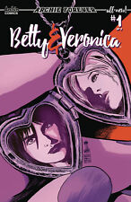 BETTY & VERONICA #1 (OF 5) ARCHIE FOREVER  COVER C FRANCAVILLA