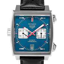 TAG Heuer Monaco Automatic Chronograph CAW211P.FC6356 - Unworn With Box & Papers