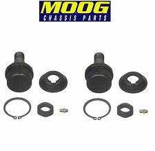 For Pair Set of 2 Front Lower Ball Joints Moog for Blazer Dodge Fargo W100 Ford