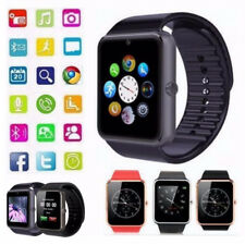 GT08 Bluetooth Smart Watch SIM GSM Phone For Android Samsung HTC Huawei Phone