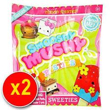 2 x Smooshy Mushy Besties Series 1 Blind Bag - Sweeties Squishy