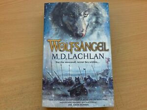 Wolfsangel by M.D. Lachlan Wolfsangel Cycle Book 1 (Paperback, 2011)