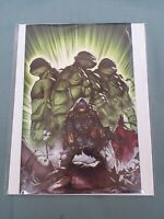 TMNT Last Ronin # 1 NYCC Raymond Gay LTD 450 Near Mint Perfect Comic UNREAD