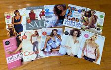 ~ NEW! Lot Of Vintage Victoria's Secret Catalogs 2003 Gisele Bundchen Adriana