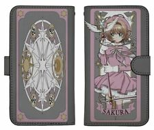 Cardcaptor Sakura Clear Card Character Smart Phone Pouch Case for iPhone x (148)