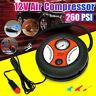 12V Air Compressor Portable Electric Tire pump Auto Tyre Tire Inflator Car BR