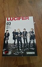 Shinee Lucifer photo book CD+DVD Japan ver kpop taemin ones minho key jonghyun