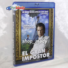 El Gran Impostor / The Forger / John Travolta / Blu-ray Multiregion