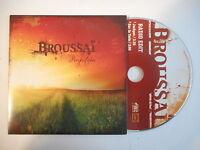 BROUSSAI : JACKPOT / SUR LA TOILE ( RADIO EDIT ) [ CD SINGLE PORT GRATUIT ]