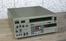 U-Matic Videocassette Recorder Sony VO-7630