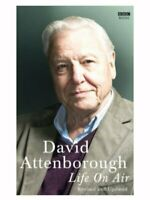 David Attenborough Life On Air: Memoirs Of A Broadcaster (BBC Audio). New.