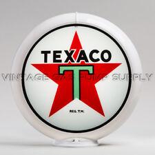 "Texaco Star 13.5"" Gas Pump Globe (G192)"