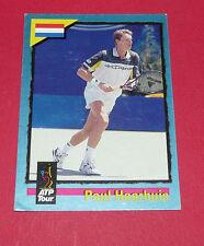 ATP TOUR CARD TENNIS 1995 PAUL HAARHUIS NEDERLAND PAYS-BAS PANINI CARDS