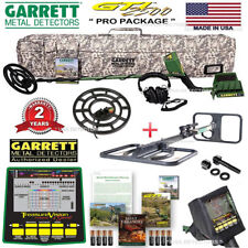NEW Garrett GTI 2500 PRO Package Metal Detector with TreasureHound EagleEye Coil