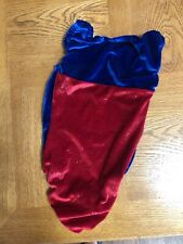 Youth Gymnastic Leotard 7/8 Child Bodysuit Kids Girls Dancewear + Hair Scrunchie