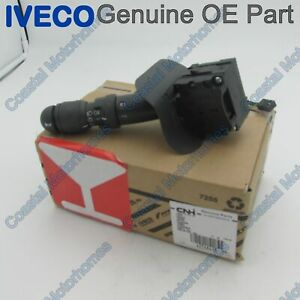 Fits Iveco Daily IV Left Indicator Stalk Switch Column (2006-2012)