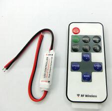 Controlador de Tira Led Radiofrecuencia Monocolor RF 5050 3528 Dimmer España