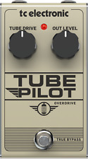 Tc Electronic Tube Pilot Od & Tce Rusty Fuzz Pedal - 2 for 1 -Both Mint w/boxes