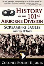 Jones Robert E-Hist Of The 101St Airborne Div BOOK NEUF