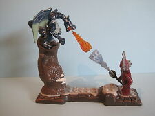 Mega Bloks Dragons Krystal Wars hechizo Ruedas Bane 9833