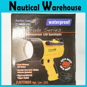 Perfect Image - Marine 300 Lumen Waterproof Spotlight