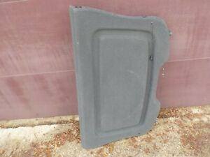 12 13 14 15 16 FORD FOCUS REAR CARGO COVER TRAY SHELF PRIVACY SECURITY TRUNK OEM