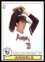1979 Topps (Qq-5) Nolan Ryan California Angels #115
