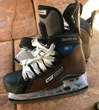Bauer Supreme 190 Ice Skates Junior; US 2; Width EE