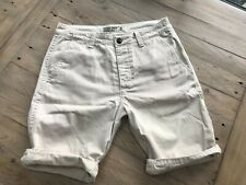 SUPERDRY CHINO SHORTS - SIZE SMALL