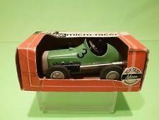 TIN TOYS BLECH SCHUCO  MICRO RACER - RARE - GOOD CONDITION IN BOX