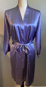 Liz Claiborne Women's Sexy Light Purple Robe Large