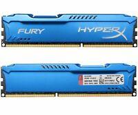 16GB 2x8GB DDR3 1866MHz PC3 14900 For Kingston HyperX FURY Desktop Memory RAM AA