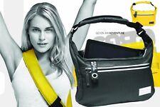 """Golla Milarca 11"""" Girl Gray Street Fashion Notebook Laptop Tablet Bag Millarca"""