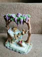 CHERISHED TEDDIES  Figurine (  Members Only) -  Sophie  Boxed .