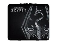 The Elder Scrolls V: Skyrim Tin Tote (PS4/Xbox One/PC) NEW  - 1st Class Delivery