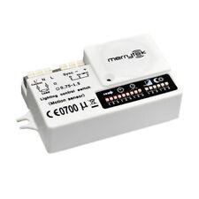 L02 MC003V Mikrowellen-Bewegungssensor 3-Stufen Dimmfunktion 230VAC 1.200W Lampe