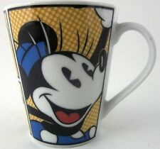 Disney MINNIE MOUSE Cartoon Film Strip Coffee Cup Mug YOO HOOO!!!