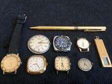 Lotto Orologi Da polso - Lot of watches-  spare parts