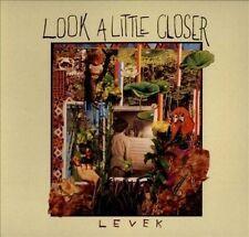 Levek - Look A Little Closer (NEW & SEALED CD 2012)